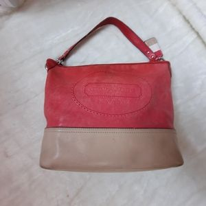Authentic Coach handbag  pre-owned
